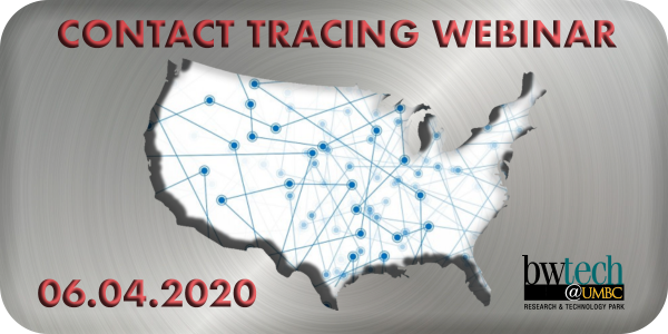 Join us for the Contact Tracing Webinar!